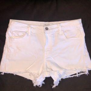J Brand Mid Rise Denim Shorts - Size 27